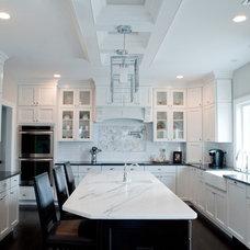 Contemporary Kitchen by Michelle Winick Design