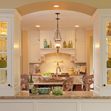 Traditional Kitchen by Brooke Voss Design
