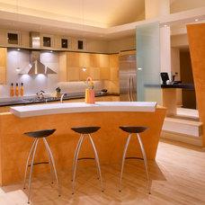 Contemporary Kitchen by Bjella Architecture and Interior Design