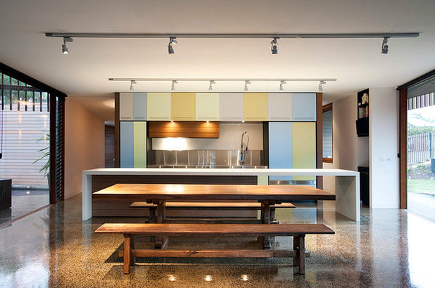 Contemporary Kitchen by Arth Design Build