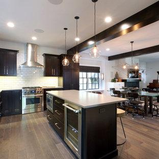Kitchen inspiration - Kitchen - kitchen idea in Grand Rapids
