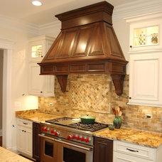 Traditional Kitchen by Greenside Design Build LLC