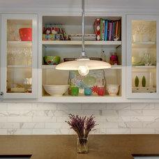 Kitchen by Blue Sound Construction, Inc.