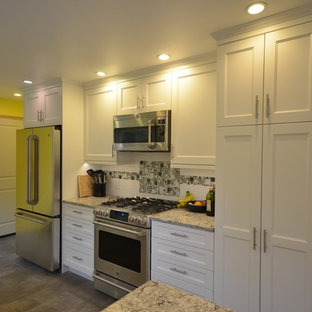 Wedgwood Transitional Kitchen Remodel