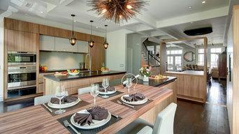 Weehaken-Walnut kitchen