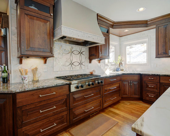 High end Cabinets Houzz