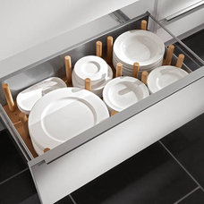 Modern Cabinet And Drawer Organizers by Your German Kitchen