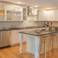 Traditional Kitchen by Nassau Suffolk Lumber & Supply
