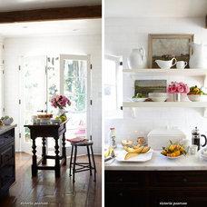 Mediterranean Kitchen by Chris Barrett Design