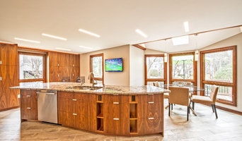 Wellesley Contemporary Kitchen