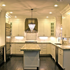 Contemporary Kitchen by Blueprint Properties