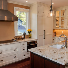 Traditional Kitchen by Phillip F Gaudette Construction Co. Inc.