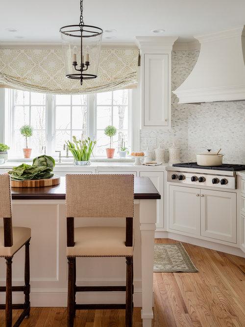Kitchen With Gray Backsplash Design Ideas Amp Remodel