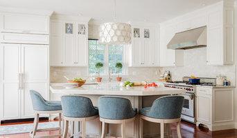 Wellesley White Kitchen