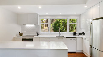 Wellington Kitchen & Laundry Design