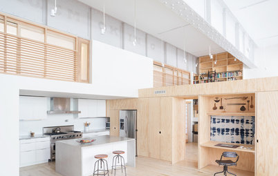 Houzz Tour: A Historic Loft in New Jersey Is Reborn