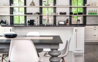 diy regal aus rohren bauen. Black Bedroom Furniture Sets. Home Design Ideas