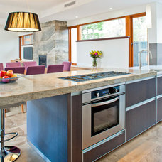 Contemporary Kitchen by Inspire Your Space
