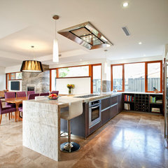 contemporary kitchen by Victoria's Interiors