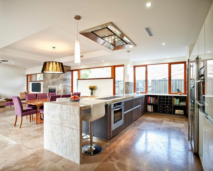Contemporary Kitchen by Victoria's Interiors