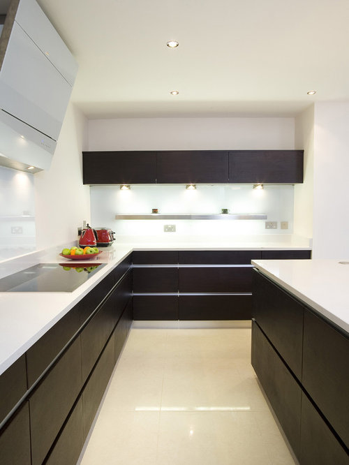 Wenge And White | Houzz