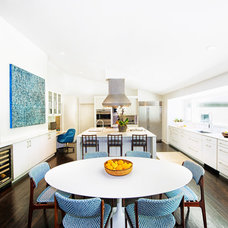 Contemporary Kitchen by David Benners Architecture