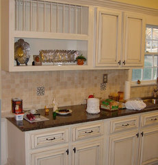traditional kitchen by ECLECTIC BY DESIGN