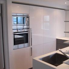 Modern Kitchen by Mike Strutt Design