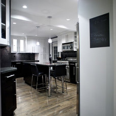 Eclectic Kitchen by Gaile Guevara
