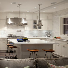 Traditional Kitchen by Novell Design Build