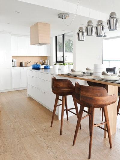 moderno cucina by gaile guevara