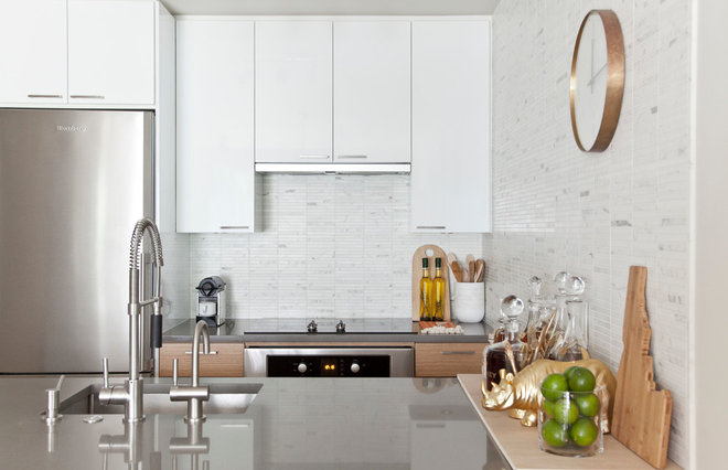 Transitional Kitchen by Form Collective