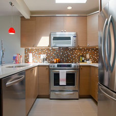 Contemporary Kitchen by Harmony Sense Interiors