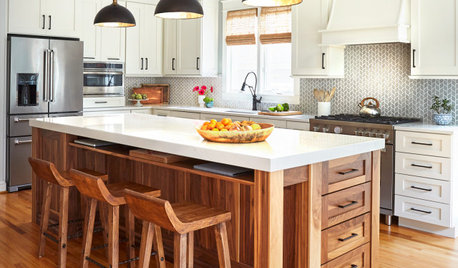 New This Week: 8 Cool Kitchen Island Ideas