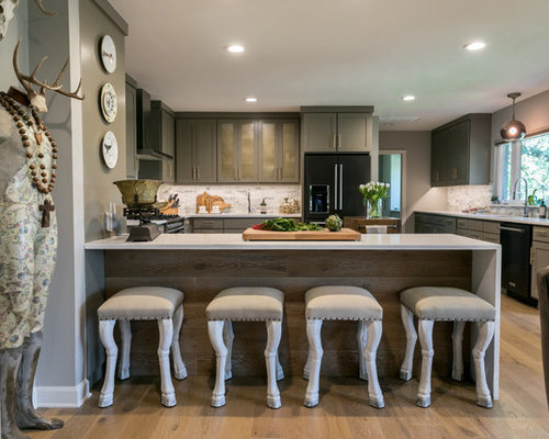 Eclectic Kitchen Cabinets 15 Best Eclectic Kitchen Ideas & Designs  Houzz