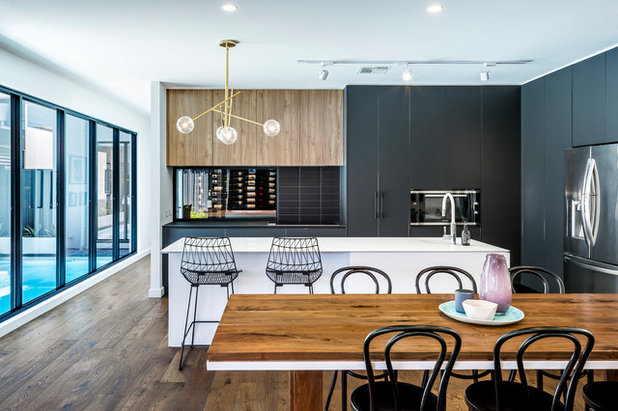 Contemporary Kitchen by SteedForm