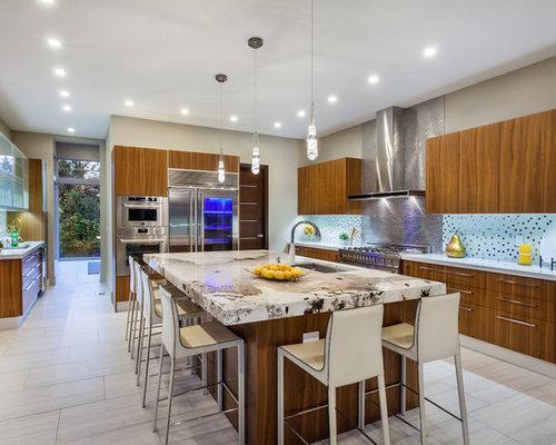best contemporary kitchen design ideas remodel pictures houzz - Contemporary Kitchen Design Ideas