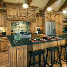 Traditional Kitchen by Mid-State Supply- Kitchen Design Center
