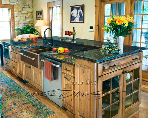 pictures of undermount kitchen sinks best verde butterfly granite design ideas amp remodel 7493