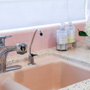 ferguson kitchen sinks terrazzo countertop houzz 3728