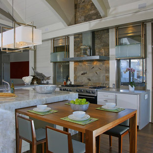 West Chop Residence Kitchen
