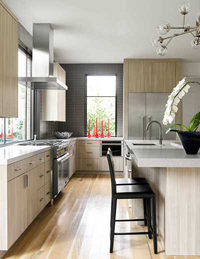 Contemporary Kitchen by Stocker Hoesterey Montenegro