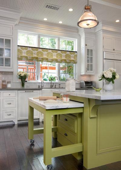 Grandi cucine per piccole case