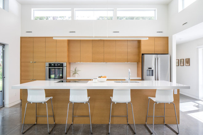 Modern Kitchen by The Artisans Group, Inc.