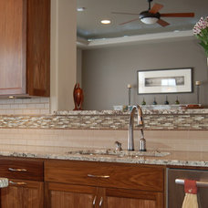 Transitional Kitchen by Dietrich Homes