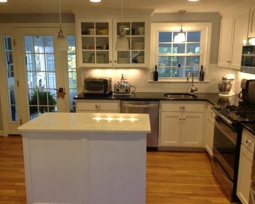 West Hartford 1940 39 S Cape Cod Kitchen Renovation
