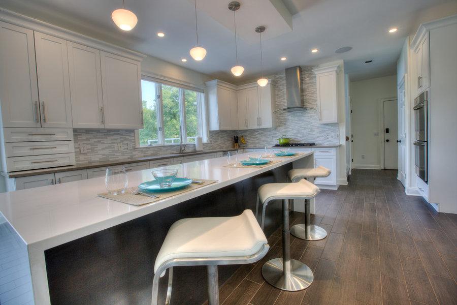 West Hartford Contemporary Kitchen