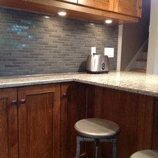 Transitional Kitchen by Wow Great Place