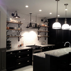 Traditional Kitchen by Advance Homes Inc
