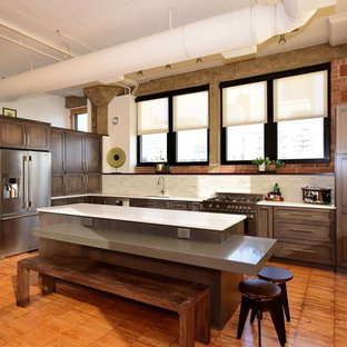 West Loop Loft Kitchen